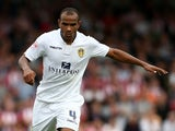 Rodolph Austin of Leeds in action during the Sky Bet Championship match between Brentford and Leeds United at Griffin Park on September 27, 2014