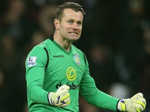 Report: Shay Given to undergo Stoke medical