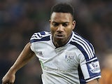 Stephane Sessegnon in action for West Brom on January 10, 2015