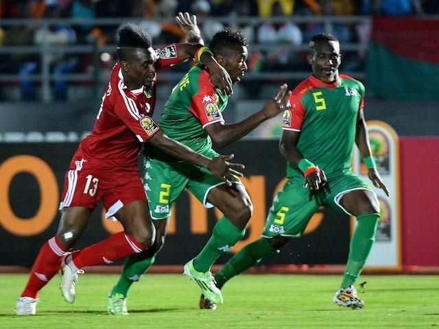 Result: Congo book quarter-final spot