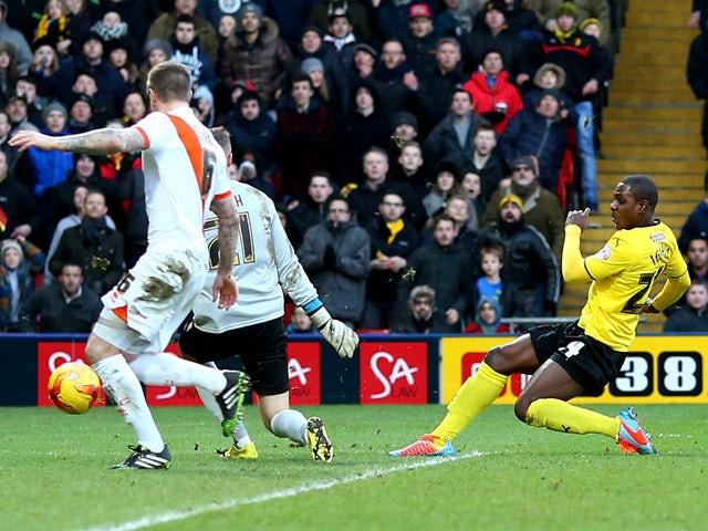 Result: Watford stage memorable turnaround