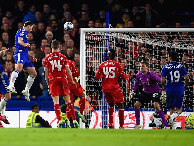 Result: Chelsea book place in League Cup final
