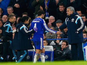"Mourinho: Fabregas signing ""unexpected"""