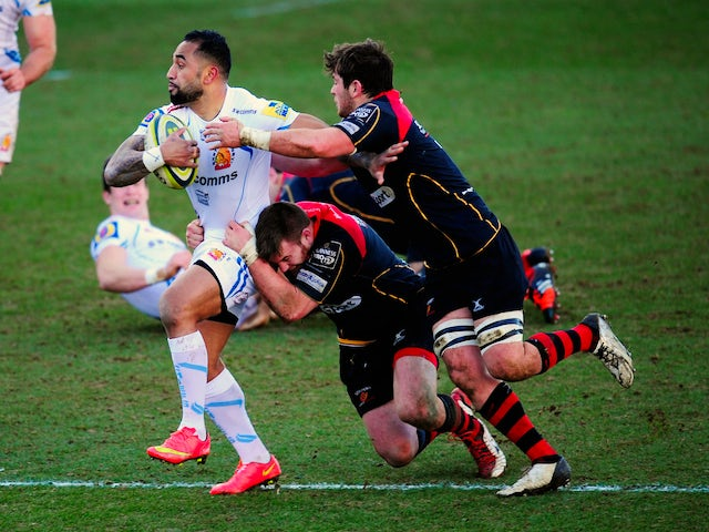 Result: Exeter book place in LV= Cup semis