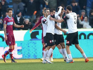 Lazio stunned by Cesena