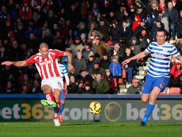 Result: Walters hat-trick sees off QPR