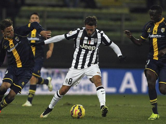 Result: Juventus through to Coppa Italia last four