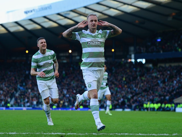 Result: Griffiths hat-trick seals Celtic win