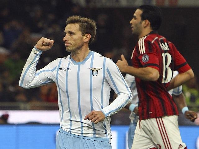 Result: Lazio reach Coppa Italia semi-finals