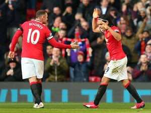 Team News: Rooney, Di Maria, Falcao all start for United