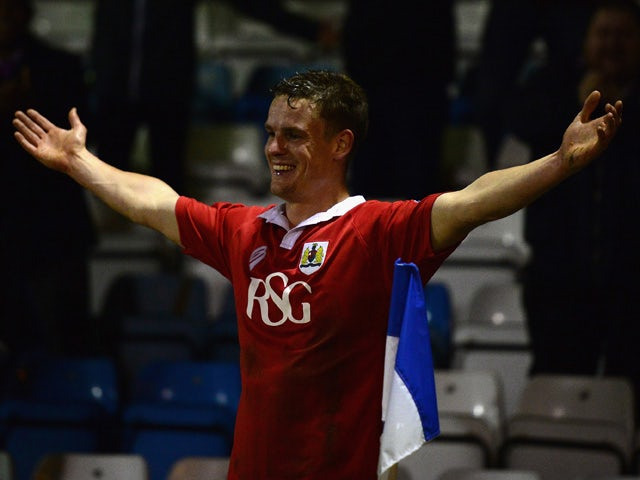 Result: Bristol City to take on Walsall at Wembley
