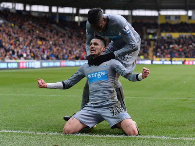 Result: Newcastle cruise to win over Hull