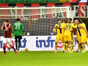 AC Milan end losing streak with Parma win