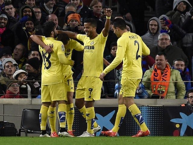 Result: Villarreal clinch win over Granada