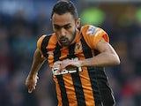 Ahmed Elmohamady for Hull on January 10, 2015