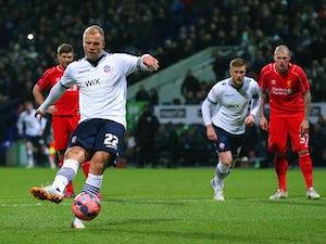 Team News: Bolton recall Gudjohnsen against Millwall
