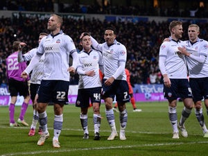 Bolton leave it late to sink Fulham