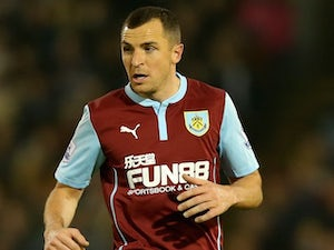 Team News: Dean Marney misses out for Burnley