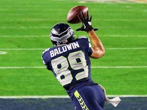 Result: Baldwin leads Seahawks to win