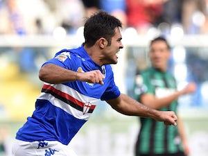 Sampdoria held by Sassuolo