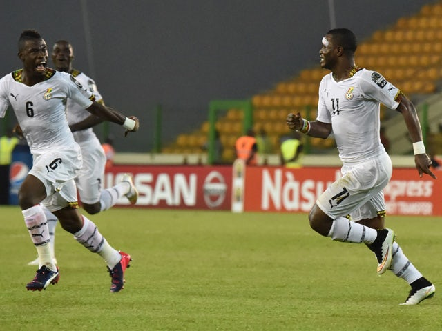 Result: Ghana cruise into AFCON final