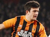 Harry Maguire for Hull on January 4, 2015