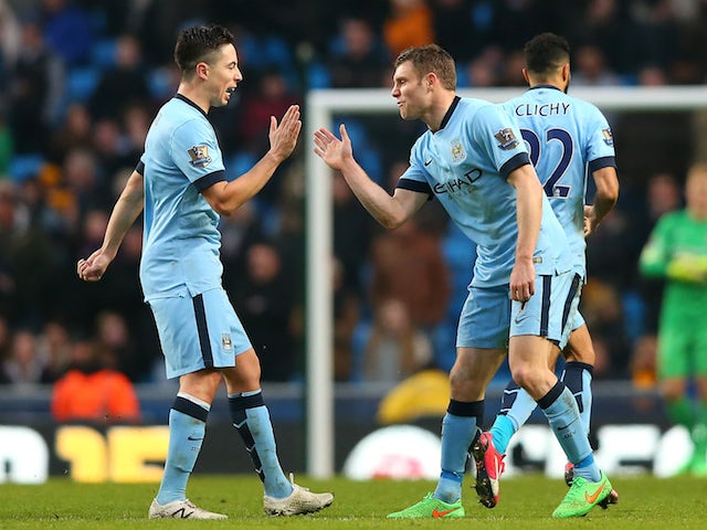 Result: Milner earns City late point