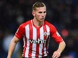 Jason McCarthy for Southampton on December 26, 2014