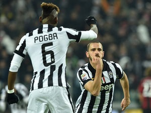 Juventus see off Milan to consolidate Serie A lead