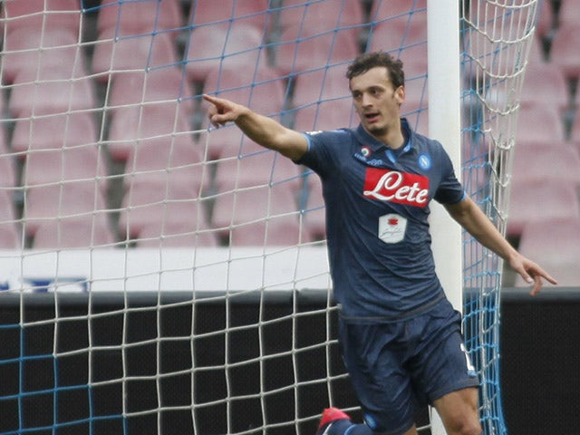 Result: Napoli win to keep pressure on Roma