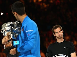 Murray: 'I must do better in big games'