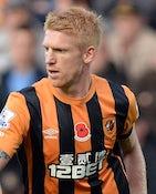 Paul McShane for Hull on November 1, 2014