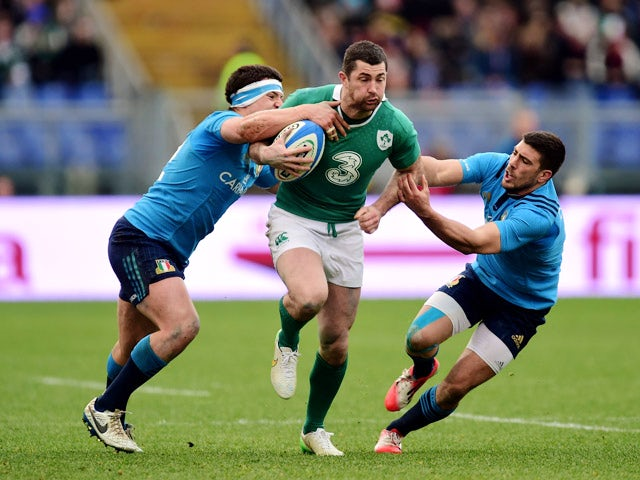 Ireland's Kearney out of Scotland clash
