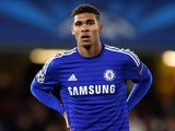Ruben Loftus-Cheek in action for Chelsea on December 10, 2014