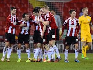 Murphy fires Sheffield United ahead