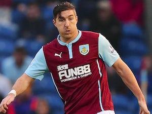 Stephen Ward for Burnley on November 29, 2014