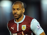 Steven Reid for Burnley on August 5, 2014