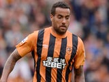 Tom Huddlestone for Hull on September 27, 2014