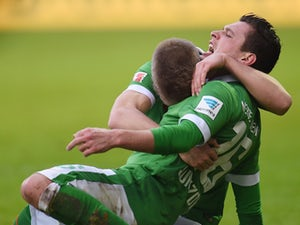 Hannover denied by Junuzovic stunner
