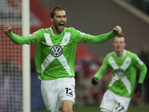 Europa League roundup: Wolfsburg, Zenit win