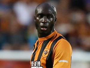 Yannick Sagbo for Hull on August 7, 2014