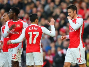 End-of-season report: Arsenal