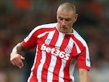 Andy Wilkinson for Stoke on August 27, 2014