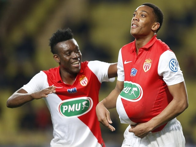 Result: Monaco defeat Rennes to advance