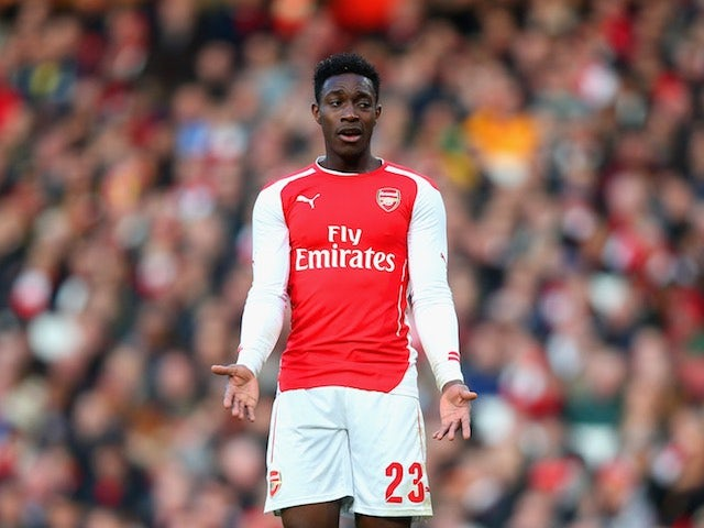 Arsene Wenger gives Danny Welbeck World Cup hope for next year
