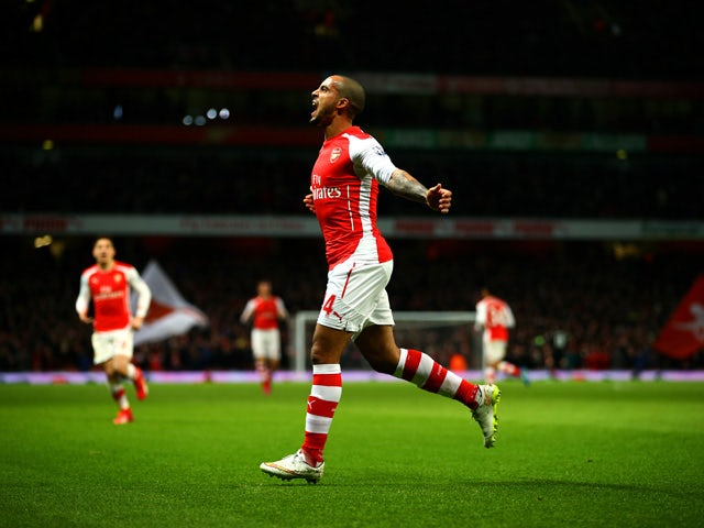 Result: Arsenal hold off Leicester comeback