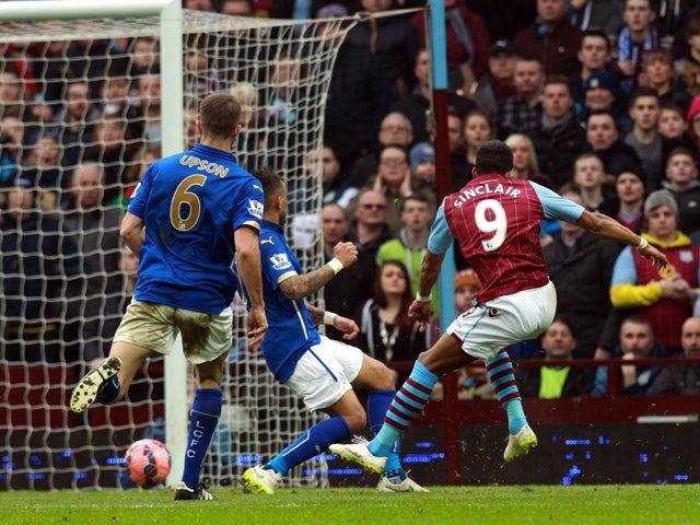 Result: Villa into FA Cup quarters