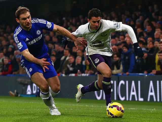 Result: Late Willian strike sinks Everton