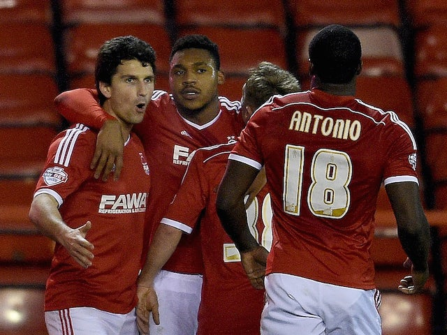 Result: Forest cruise past Wigan