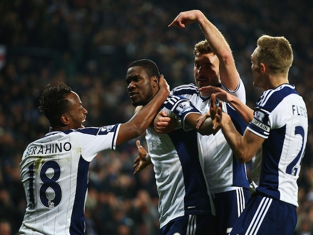 Result: Berahino, Ideye strikes down Swansea